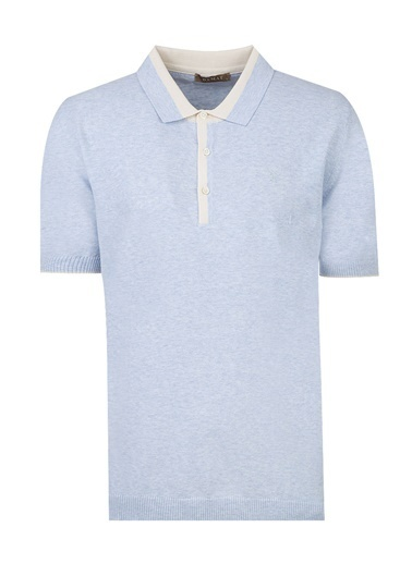 Damat Tişört Mavi